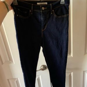 Levi 311 Shaping Skinny Jeans